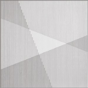 "<span class=""nome_artista"">Sandi Renko<p class=""nome_opera"">DIAFRAMMA </p><p class=""info_opera"">china su canneté  1976, 47 x 47 cm</p></span>"