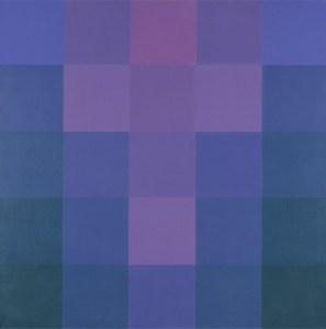 "<span class=""nome_artista"">Hugo Demarco<p class=""nome_opera""> COULEUR</p><p class=""info_opera""> acrilico su tela<br>1969, cm 120 x 120</p></span>"