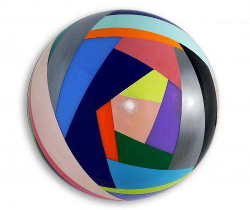 """<span class=""""nome_artista"""">Marco Casentini<p class=""""nome_opera"""">ROLLERCOASTER</p><p class=""""anno_opera"""">2014</p><p class=""""info_opera"""">acrilico su perspex</p><p class=""""misure_opera"""">cm 60 x 60</p></span>"""