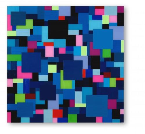 """<span class=""""nome_artista"""">Marco Casentini<p class=""""nome_opera"""">STREETLIGHTS</p><p class=""""anno_opera"""">2018</p><p class=""""info_opera"""">acrilico su perspex su alluminio</p>cm 100 x 100</p></span>"""